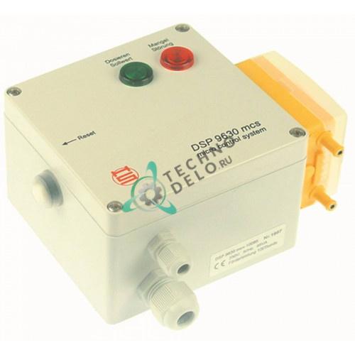 Дозатор насос Saier DSP9630 mcs 10л/ч 230VAC IP65 моющее средство