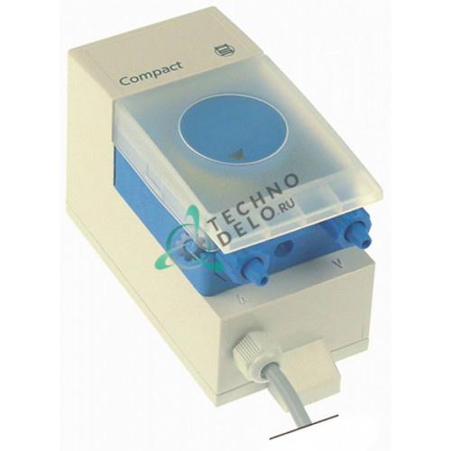 Дозатор моющей химии SAIER Compact R дозация до 4,5 литров в час