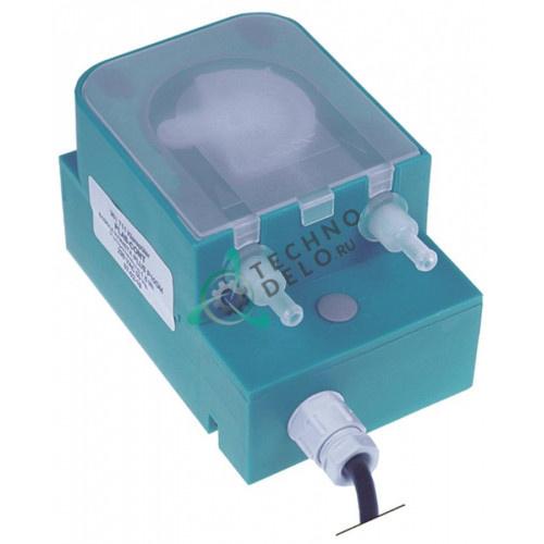 Дозатор насос PLAS-CONT Konsta Plus PS10GS IP42 сантопрен 230VAC 1,5л/ч моющее средство