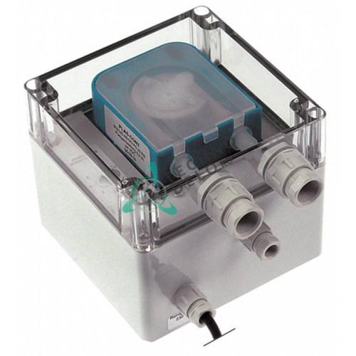Дозатор насос PLAS-CONT Rego Plus PS40RSIP IP65 230VAC 6 л/ч моющее средство