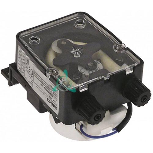 Дозатор насос Seko NBR3 3 л/ч моющее средство 230VAC 209021 для Colged, Elettrobar, MBM-Italien и др.