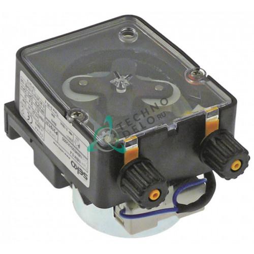 Дозатор Seko NBM 0.4 230VAC ополаскиватель 0,4 л/ч 00220423 для Elframo, Komel и др.