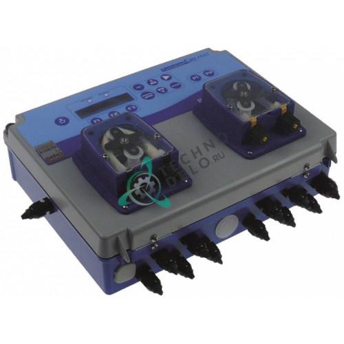 Дозатор насос двойной Seko Twin 40 LL 100-240V ополаскиватель/моющее средство