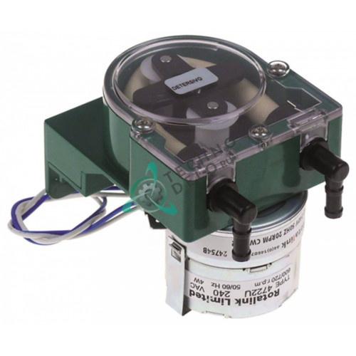 Дозатор-насос AQUA Germac G300E 3л/ч 230VAC моющее средство 902340 для Silanos и др.