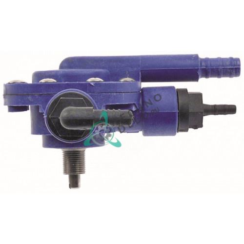 Дозатор-насос ополаскивателя ø7мм/ø5мм/ø10мм 35991 620736 для Hoonved и др.
