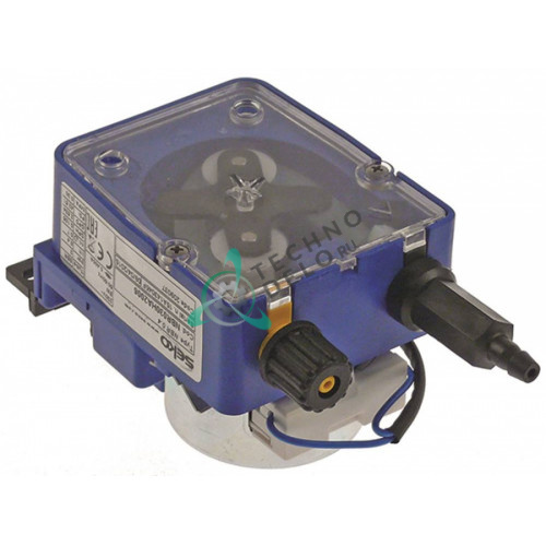 Дозатор химии 209031/209037 Seko NBR-0,4 230В для посудомоечных машин Apach, Colged, Elettrobar и др.