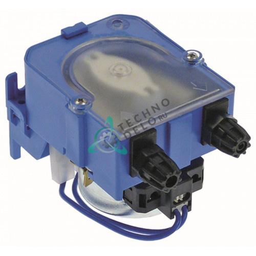 Дозатор насос Microdos MP3-T 230В 4л/ч моющее  сантопрен 209032 для Colged