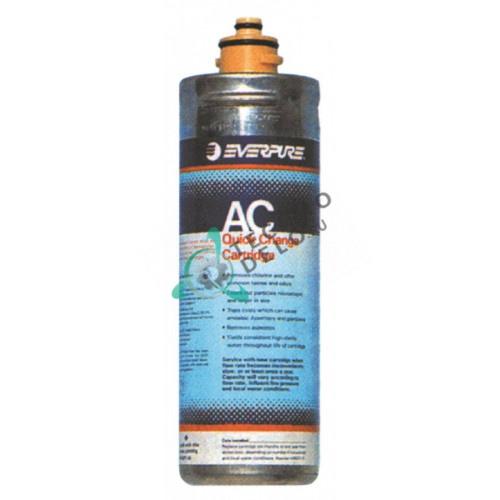 Фильтр водяной Everpure EV960112 114 л/ч 0,5 мкм D-80мм H-260мм под тип головки QL2/QL3 08435 кофемашины ANIMO и др.