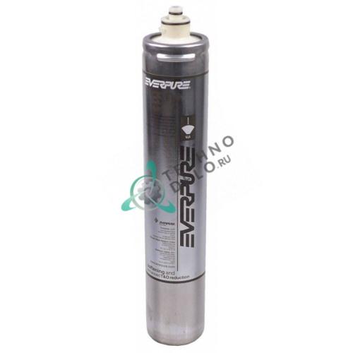Фильтр водяной Everpure ESO 6 114 л/ч 0,5 мкм D-80мм H-380мм под тип головки QL2/QL3 для кофемашин и др.