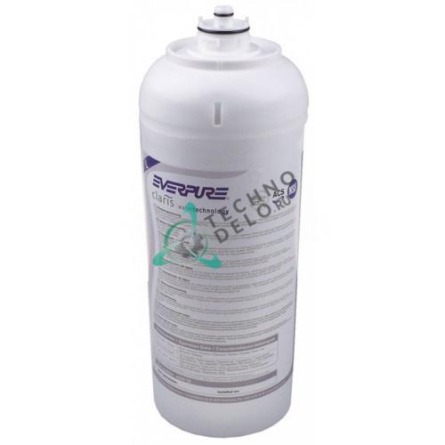 Фильтр водяной Everpure Claris L EV433912 228 л/ч D-136мм H-360мм +4 до +30°C для кофемашины и пароконвектомата