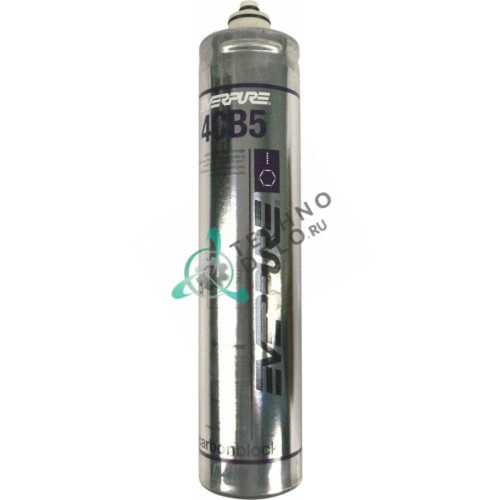 Фильтр водяной Everpure 4CB5 9617-16 EV961716 D-80мм H-370мм 378 л/ч степень очистки 5 мкм QL2/QL3 для кофемашины и др.