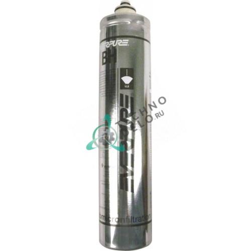 Фильтр водяной Everpure BH 114 л/ч D-80мм H-370мм 0,5мкм под тип головки QL2/QL3 для кухонного оборудования