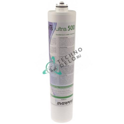 Фильтр водяной Everpure Claris ULTRA 500 EV433981 D-84мм H-435мм 2-8 бар для профессиональной кофемашины
