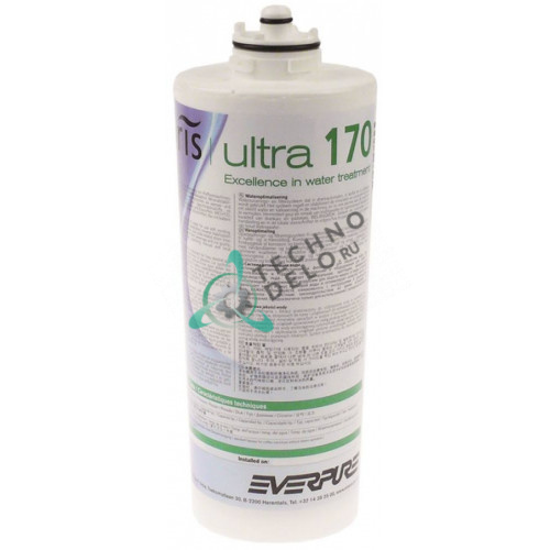 Фильтр водяной Everpure Claris ULTRA 170 D-83мм H-255мм 2-8 бар 1500-1700 л. для кухонного оборудования HoReCa