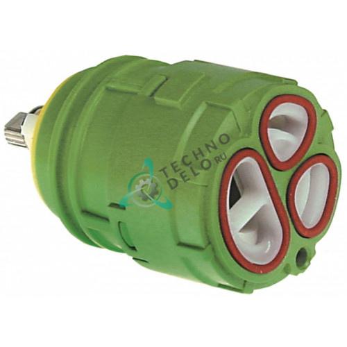 Картридж керамический ø46мм/ø35мм H-76мм 5,5x8 мм K.32.60.01 для крана смесителя душирующего устройства KWC