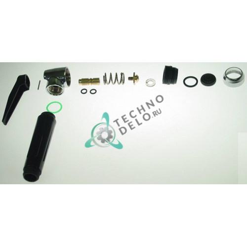 Пистолет-распылитель R.D.FRIULI ECO3 подключение внешняя резьба 1/2″ для мытья посуды, духовок и др.