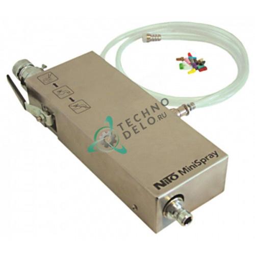 Система распыления Nito MiniSpray Mix/Low Flow 5 л/мин DVGW дозировка 0,15-10%