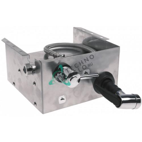 """Катушка в комплекте с ручным душем 1/2"""" шланг ø7x13мм для оборудования Electrolux, Giorik и др."""