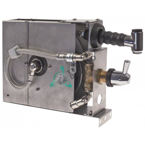 Душирующее устройство в комплекте R62200131 шланг L-1,6м D-6x12мм JG 10мм для печи Lainox, Mareno и др.