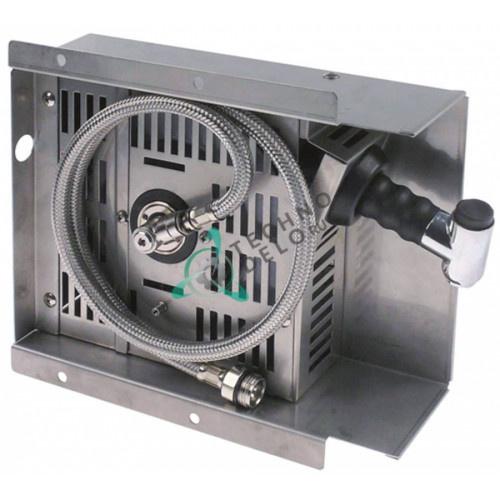 Катушка для шланга L-1,6м в комплекте с ручным душем 007039 / 0C1128 печи Electrolux AOS061EA и др.