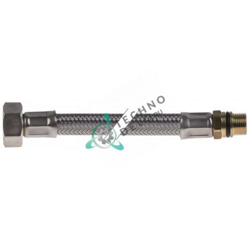"""Шланг гибкий CNS DN10 соединение 1/2"""" - M14x1 L-800мм рабочее давление 10бар"""
