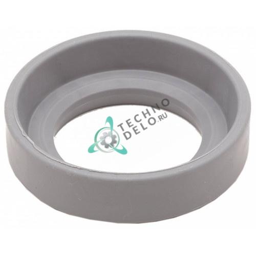 Защита шланга душирующего устройства T&S мойки (торцевая накладка пружины)