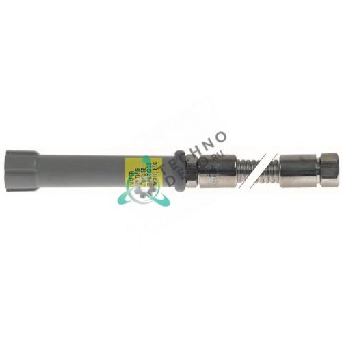 Шланг T&S с ручкой 3/4-14UNF - 1/2 L-1117мм CNS для душирующего устройства мойки посуды