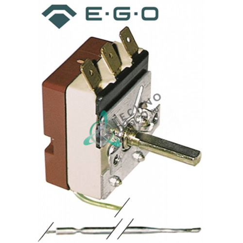 Термостат EGO 5513219320 / температура 32-90 °C 1 фаза