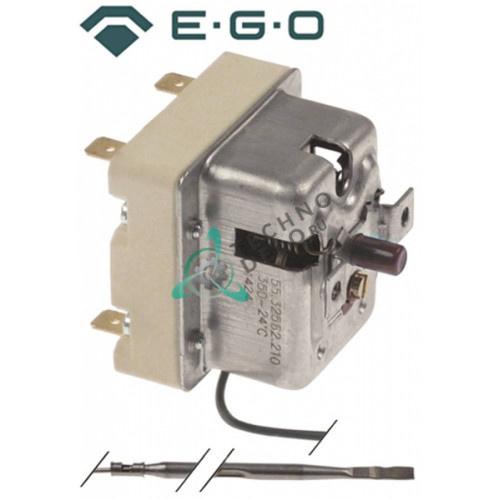 Термостат защитный 350°C 55.32562.210 для печей Unox XF, XFT, XV (арт. KTR1140A/TR007/TR008)