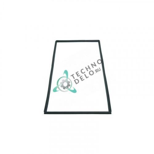 Уплотнитель 660-1460мм 0C1195, 0С1889 для пароконвекционной печи Zanussi-Electrolux Фото: 0