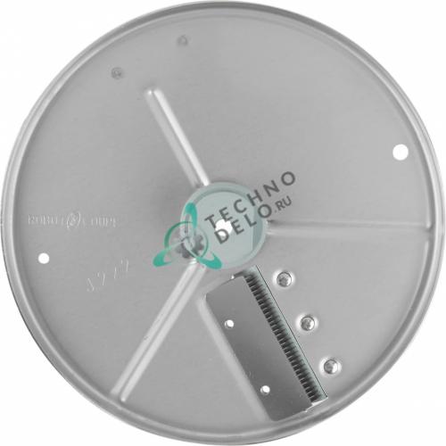 Диск J2X2 Julienne (соломка) для Robot Coupe CL20, CL30 Bistro, CL40, R402 / 27599