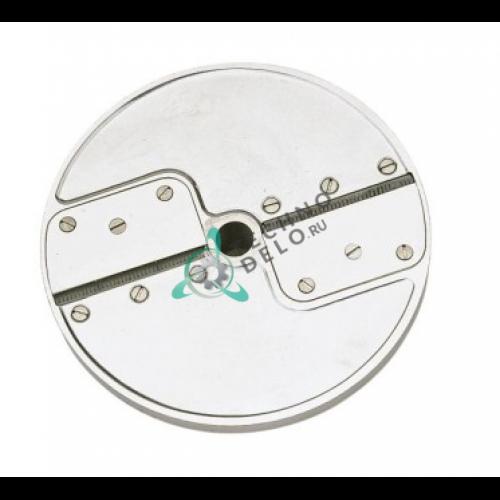 Диск J2X2 Julienne (соломка) для Robot Coupe CL50D, CL50E, CL52D, R502 / 28051