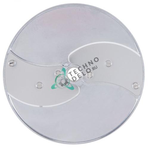 Диск E/S 2 (слайсер) для Robot Coupe CL50D, CL50E, CL52D, CL60D, R502 / 28063
