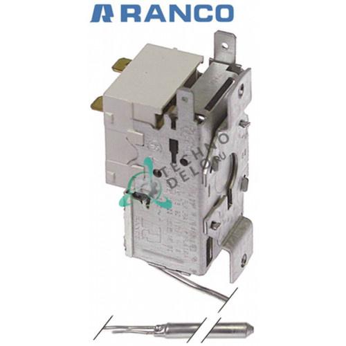 Термостат Ranco K55L5081 трубка L1100мм CM19797017 льдогенератора Icematic, Scotsman, Simag и др.