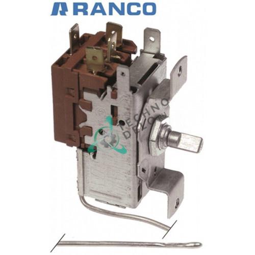 Терморегулятор Ranco K61L1509 62026415 086037 трубка L2250мм для Scotsman, Simag SD18 и др.