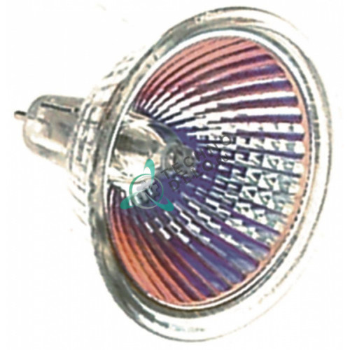 Галогенная лампа конус GU5.3 12V 504587.07 печи MIWE, Fornitalia
