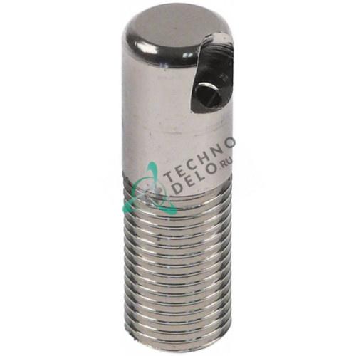 Жиклер 8301611 (дюза системы очистки) ø13мм L42мм для MIWE