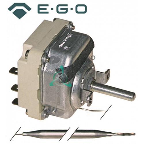Термостат EGO 55.34034.010, 55.34034.805 / температура 95-185 °C 3 фазы