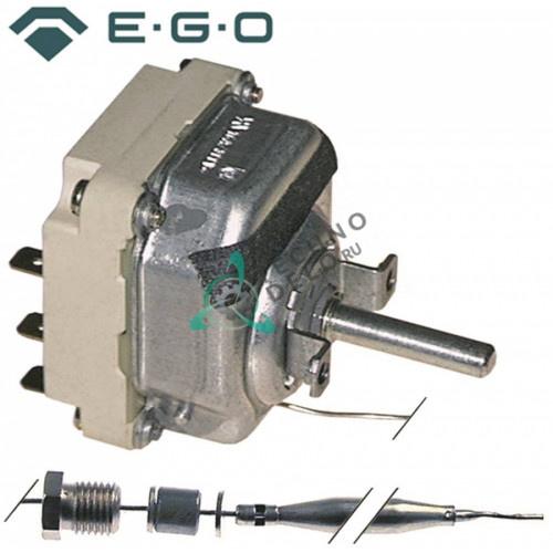 Термостат EGO 55.34034.801, 55.34035.010, 55.34035.090 / температура 95-195 °C 3 фазы