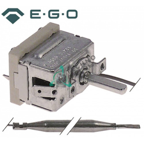 Термостат EGO 55.17039.030 температура 70-184 °C 1 фаза / универсальный для фритюрницы
