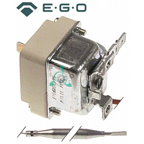 Термостат EGO 55.10129.827 / температура постоянная 150 °C, 1 фаза