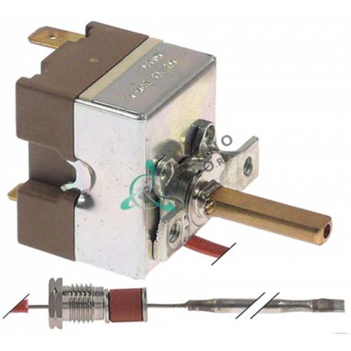 Термостат Campini TER007 A06044 / диапазон 50-280 °C 1 фаза для печи Garbin, Roller Grill, Sammic