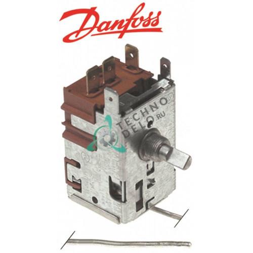 Термостат Danfoss 077B7001 / -25 до +2 °C для Fagor, Indesit, Whirlpool и др.