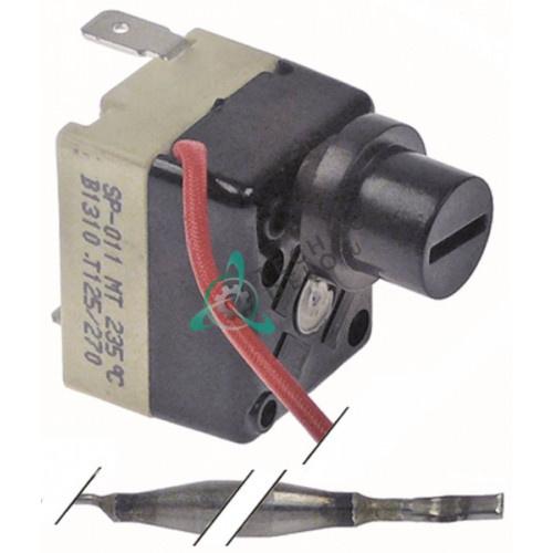 Термостат защитный SP-011 MT 235 °C фритюрницы Fiamma FCF и др.