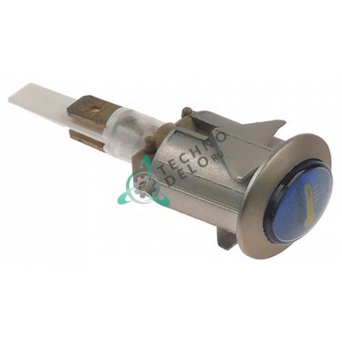 Лампочка термометра (голубая) печи Unox / арт. KLP1012A 230V