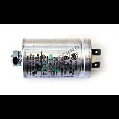 Конденсатор KCN1003A 6,3 uF мотора печи Unox