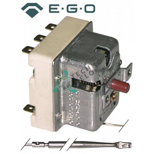 Термостат защитный EGO 55.32582.800, 55.32582.815 / температура отключения 500 °C 3 фазы