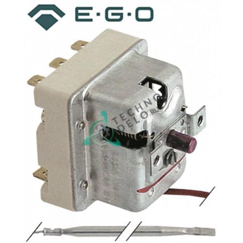 Термостат защитный EGO 55.32545.800 / температура отключения 245 °C 3 фазы
