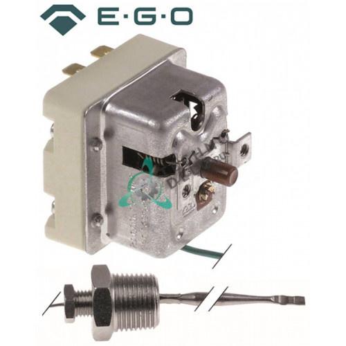Термостат защитный EGO 55.32569.050 / температура отключения 340 °C 2 фазы
