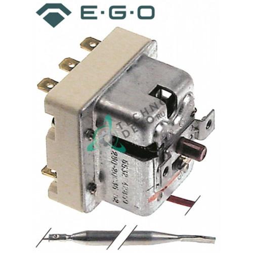 Термостат защитный EGO 55.32542.859 / температура отключения 250 °C 3 фазы